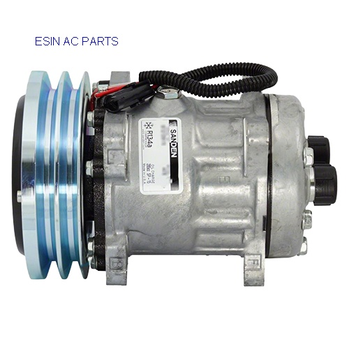 SD7H15 Auto A/C AC Compressor for Case New Holland MC Cormick Sanden 4478