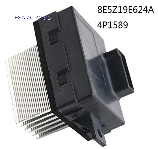 Blower Motor Resistor AC Heater For 06-12 Ford Fusion Mercury Milan Lincoln MKZ JA1712 8E5Z19E624A
