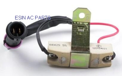 1845785 AC Blower Heater control OPEL ASTRA F CALIBRA VECTRA A 90228759