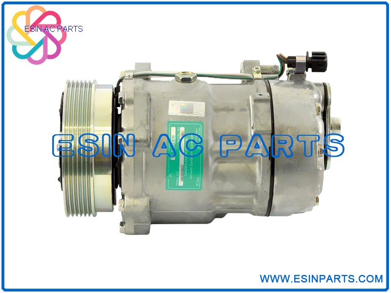 SD7V16 Auto Air Conditioning Compressor For VW Golf Jetta Passat  1H0820803D