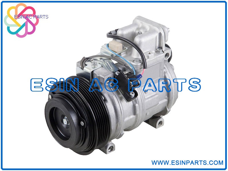DENSO 10PA17C Auto Air Conditioning Compressor For Mercedes R129   0002300111