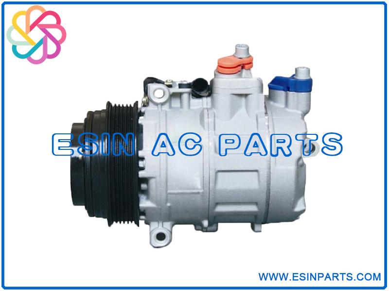 DENSO 7SBU16C Auto Air Conditioning Compressor For Benz MB