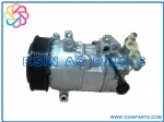DENSO 6SEL14C Auto Air Conditioning Compressor For RENAULT TRACTOR  Renault Megane 8200956574
