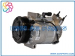 DCS-17EC  Auto Air Conditioning Compressor For Nissan X-trail Renault Scenic 8200869742