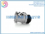 Denso 10S17C Auto Air Conditioning Compressor ForFORD FALCON BA BA2 BF BF2 447220-4550