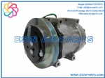 SD7H13 Auto A/C AC Compressor For  Kobelco Case TDK-R151320S