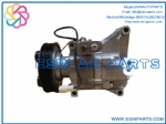 Auto Air Conditioning Compressor for Mazda 2 D65161K00C