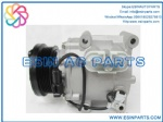 SC-90V Auto Air Conditioning Compressor Fit Mazda 2 Mondeo Fiesta Focus XS4H-19D629-AB