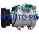 DV13 Auto Ac Compressor Fit  KIA CERATO /SPECTRA /RIO 97701-1G300AS