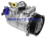 Auto A/C Compressor Fit BMW 5 6 7 series 64526956716