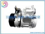 DENSO 10PA17C Auto Air Conditioning Compressor For Mercedes W124 S124 Sprinter W126 R107 A124 R129 W638 A0002303611